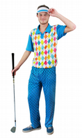 Hole In One Golf Costume (ILFD4527)